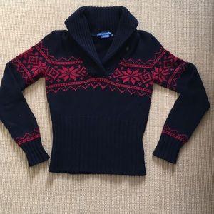 Ralph Lauren Snowflake Sweater - S